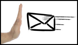 Stop-email-blasting