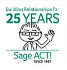 Sage ACT! 25th